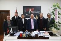 MESUT ÖZAKCAN - Aydın Otizm Derneği'nden Başkan Özakcan'a Ziyaret