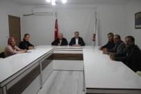 ÇALIŞAN GAZETECİLER GÜNÜ - Başkan Yanılmaz, FHGC'yi Ziyaret Etti