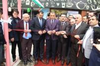 KEREM SÜLEYMAN YÜKSEL - Başkan Yüksel Kafe Açılışına Katıldı