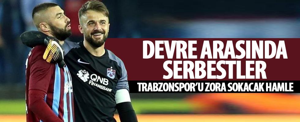 Burak ve Onur'dan Trabzonspor'a şok