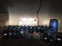 VOTKA - Çanakkale'de Kaçak İçki Operasyonu