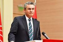 EMIN ÇÖLAŞAN - CHP'den 'İttifak' Açıklaması