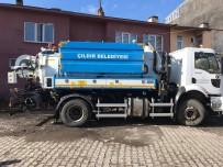 Çıldır Belediyesi Kanal Açma Aracına Kavuştu