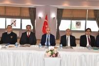 HAYRETTIN BALCıOĞLU - Denizli'de 'Kış Dönemi İl Trafik Güvenliği Toplantısı' Yapıldı