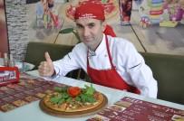 Diyarbakırlı Pizzacı 22 Yıllık Hayalini Gerçekleştirdi