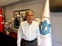 DTO Antalya Şube Başkanı Çetin Açıklaması 'Stratejik Planımızı Hazırladık'