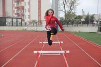 AVRUPA ŞAMPİYONU - Dünya Şampiyonu Esra Bayrak'ın Hedefi 2020 Tokyo Olimpiyatları