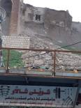 RESTORASYON - Erbil Kalesi'nin Bazı Bölümleri Aşırı Yağışlarda Çöktü