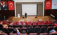 MUHABBET - ERÜ'de Evlilik Okulu Seminerleri Devam Ediyor
