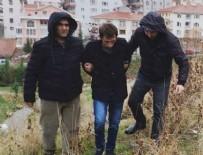CİNAYET ZANLISI - Firari cinayet zanlısı kulübede yakalandı
