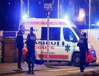 ELYSEE SARAYı - Noel pazarına silahlı saldırı: 2 ölü 11 yaralı