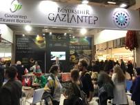 TURİZM FUARI - Gaziantep Lezzetleri, İzmir Fuarına Renk Kattı