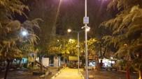 Gemlik'te Park Lambaları Yenileniyor