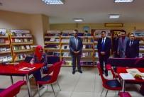 YEREL YÖNETİMLER - Gürkan, BİLSAM Yöneticileri İle İstişarede Bulundu