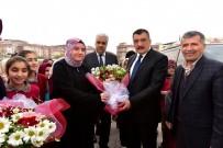 SELAHATTIN GÜRKAN - Gürkan Lise Öğrencileri İle Söyleşide Bir Araya Geldi