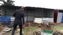 ANTAKYA - Hatay'da Şiddetli Yağış