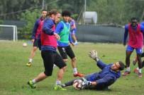 GIRESUNSPOR - Hatayspor, Giresunspor Maçı Hazırlıklarına Başladı