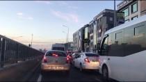 KADER - İZBAN'daki Grev Trafik Yoğunluğunu Artırdı