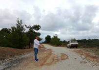 ÇATALAN - Karaisalı'da Yol Sorunu