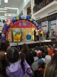 ALIŞVERİŞ MERKEZİ - Manisalı Çocuklar Pette'yle Hem Eğlendi Hem Öğrendi