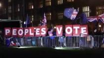 İRLANDA CUMHURIYETI - May'den 'Anlaşmasız Brexit' Açıklaması