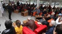 FİZİK TEDAVİ - Mersin'de Emekliler İçin Sağlıklı Yaşam Projesi