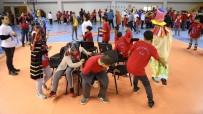 AİLE DANIŞMA MERKEZİ - Mersin'de 'Engelsiz Sokak Oyunları Şenliği' Düzenlendi