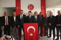 DEVLET BAHÇELİ - MHP Giresun'da Bazı Belediye Başkan Adaylarını Tanıttı