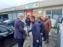 İSTİŞARE TOPLANTISI - Milletvekili Kahtalı'dan Hizmet Değerlendirmesi