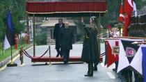 ASKERİ EĞİTİM - Milli Savunma Bakanı Akar, Estonyalı Mevkidaşıyla Görüştü