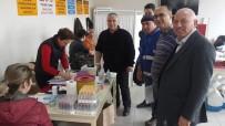 LÖSEMİ HASTASI - Ödemiş'te Öykü Arin Ve Diğer Hastalar İçin Kan Bağışı