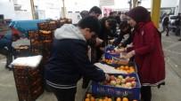 Öğrencilere Yerli Malı Haftasında 6 Ton Meyve Dağıtılacak