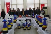 NECMETTİN ERBAKAN - Okullara Spor Malzemesi Desteği