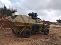 FIRAT KALKANI - ÖSO Kobra Benzeri Askeri Zırhlı Araç Yaptı