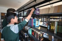 ÇALIŞMA ODASI - Özel Kayseri Osb Teknik Koleji Kütüphanesi İle Örnek Oluyor