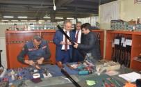 KESKİN NİŞANCI - Rektör Özçelik Açıklaması 'Konya, Savunma Sanayi Konusunda Önemli Bir Altyapıya Sahip'
