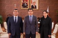 BOZOK ÜNIVERSITESI - Şeyh Edebali Üniversitesi'ne İki Yeni Rektör Yardımcısı Atandı
