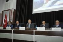 SÜLEYMAN DEMİREL - SÜ'de Sanayi Ve Ekonomide Yabancı Dilin Önemi Paneli Yapıldı