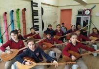 TÜRK HALK MÜZİĞİ - Taytan'da Müzik Sınıfı Oluşturuldu