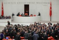 HUKUK DEVLETİ - TBMM'de AK Parti Ve CHP'li Vekiller Arasında Tartışma