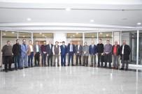 ÖZBEKISTAN - Ticaret Ve Sanayi Odası, Özbekistan Heyetini Ağırladı