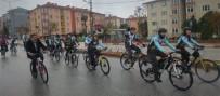 GÜZERGAH - Trakya Üniversitesi Bisiklet Topluluğu'ndan 'Kampüse Yolculuk'