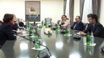 DAĞLIK KARABAĞ - 'Türkiye İle Ermenistan İlişkilerinin Normalleşmesini İstiyoruz'