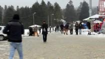 ULUDAĞ - Uludağ'da Kar Kalınlığı 41 Santimetre