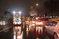 UNKAPANı - Unkapanı Köprüsü Bakım Nedeniyle Kapandı