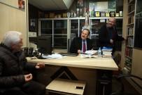 BASIN KURULUŞU - Vali Pehlivan Yerel Basın Kuruluşlarını Ziyaret Etti