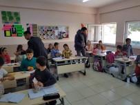 ŞEREF AYDıN - 6 Ton Meyve Öğrencilere Dağıtıldı