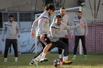 ESKIŞEHIRSPOR - Adanaspor'da Eskişehirspor Maçı Hazırlıkları Sürüyor