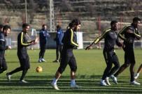 ÖMER ŞİŞMANOĞLU - Adem Büyük Antalyaspor Maçında Forma Giyecek