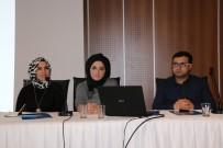 KADINA YÖNELİK ŞİDDETLE MÜCADELE - Adliye'de 'Kadına Yönelik Şiddetle Mücadele' Semineri